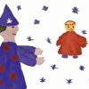 Тім та Янгол, автор Сергійко Зорін, 6 років