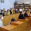 """Школярі-співавтори """"Срібної читацької Книги"""""""